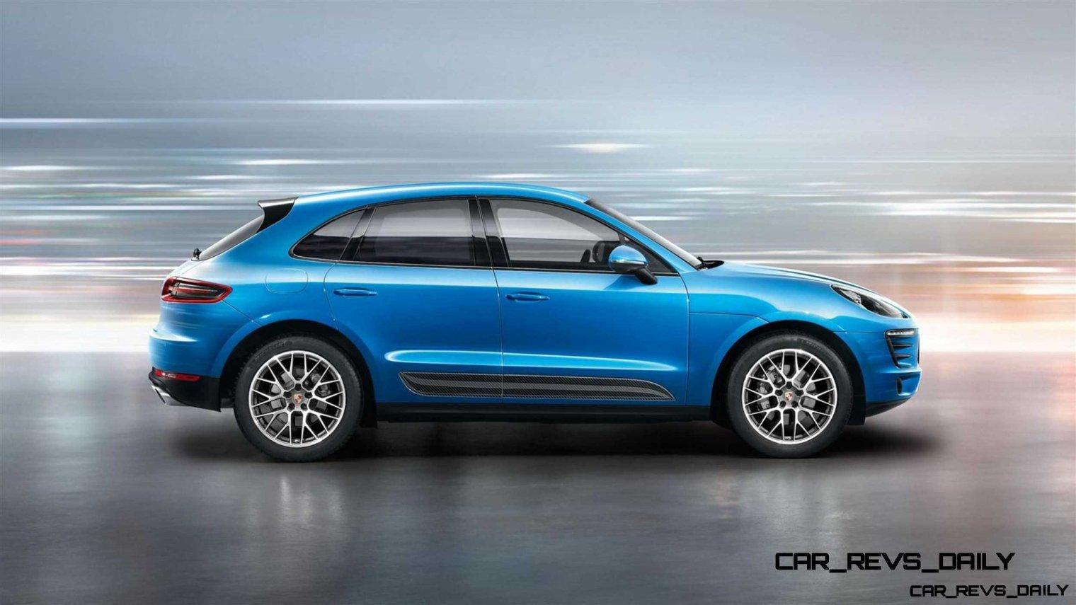2015 Porsche Macan - Latest Images - CarRevsDaily.com 28