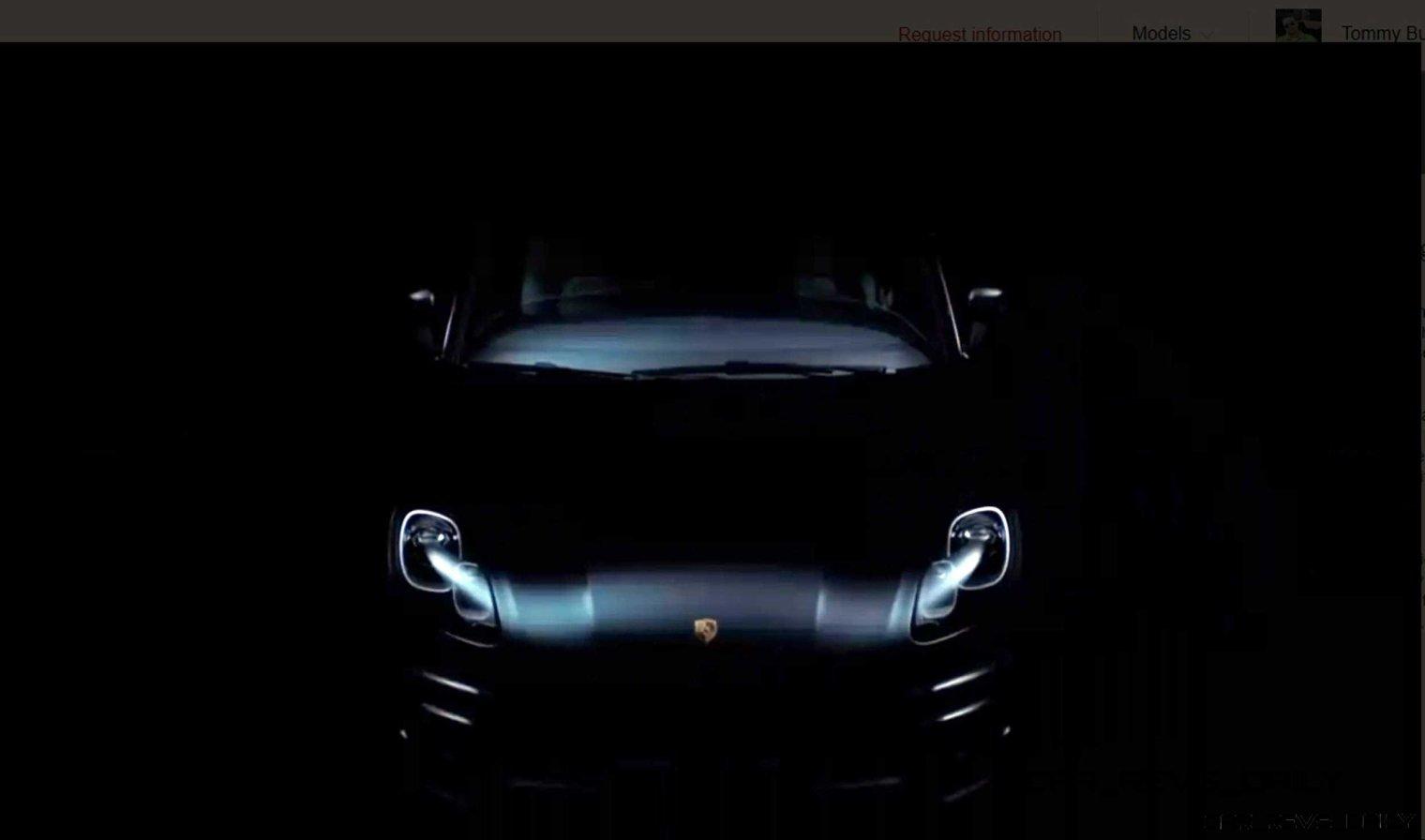 2015 Porsche Macan - Latest Images - CarRevsDaily.com 32