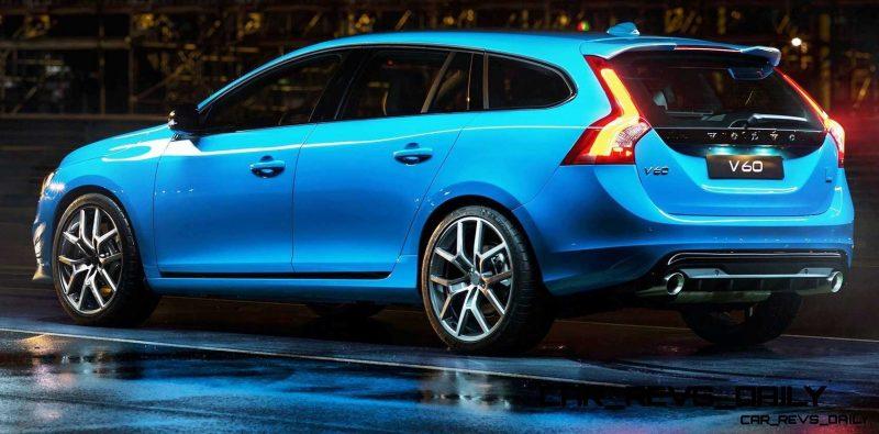Hot New Wagons 2014 Volvo V60 R-Design 9