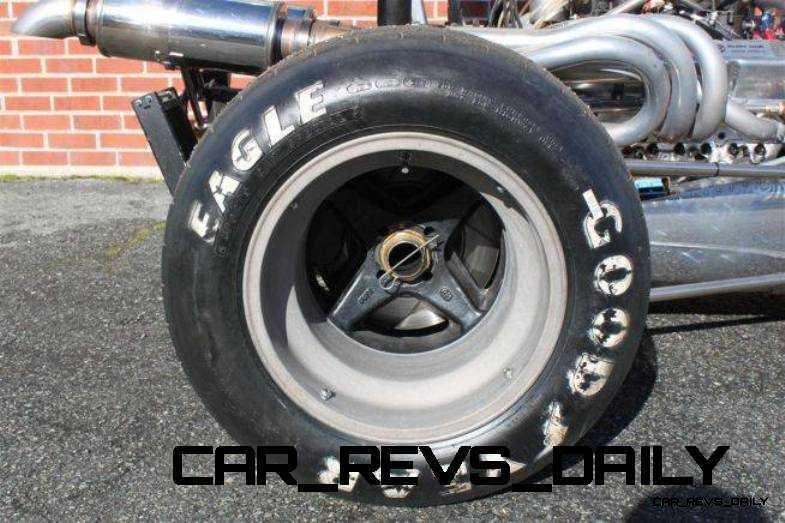 Own This Authentic 1969 McLaren M10-A Racing Hero23