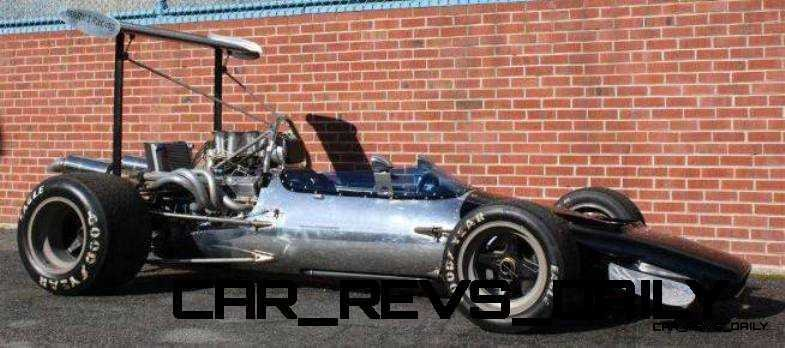 Own This Authentic 1969 McLaren M10-A Racing Hero31