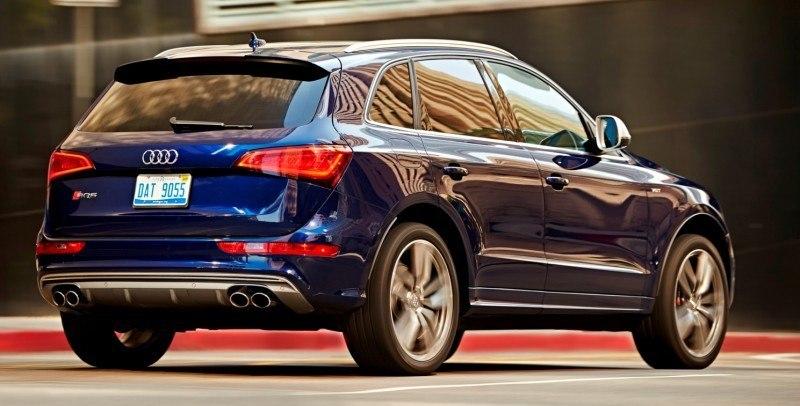 2014 Audi SQ5 Brings 350-plus HP - Buyers Guide Colors - Q-car Appeal 13