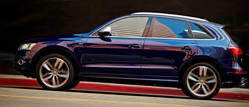 2014 Audi SQ5 Brings 350-plus HP - Buyers Guide Colors - Q-car Appeal 14