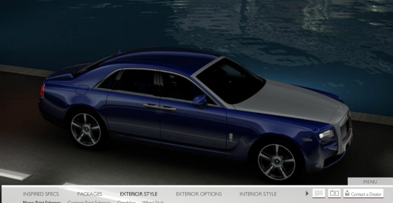 CarRevsDaily.com - 2014 Ghost V-Specification Builder With Exterior and Int Color Samples 16