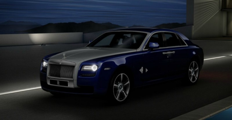 CarRevsDaily.com - 2014 Ghost V-Specification Builder With Exterior and Int Color Samples 18