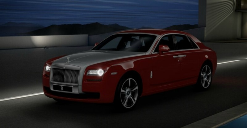 CarRevsDaily.com - 2014 Ghost V-Specification Builder With Exterior and Int Color Samples 36