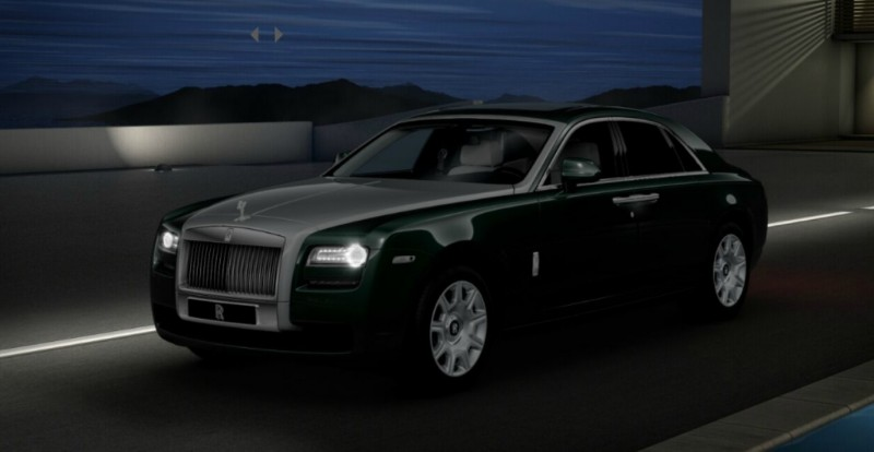 CarRevsDaily.com - 2014 Ghost V-Specification Builder With Exterior and Int Color Samples 67