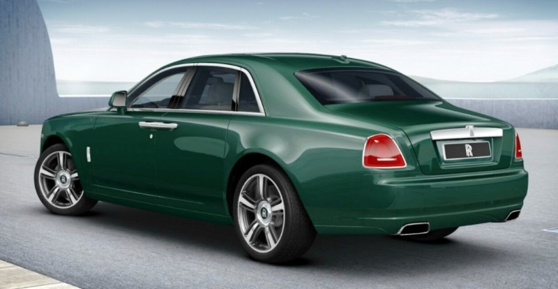 CarRevsDaily.com - 2014 Ghost V-Specification Builder With Exterior and Int Color Samples 72