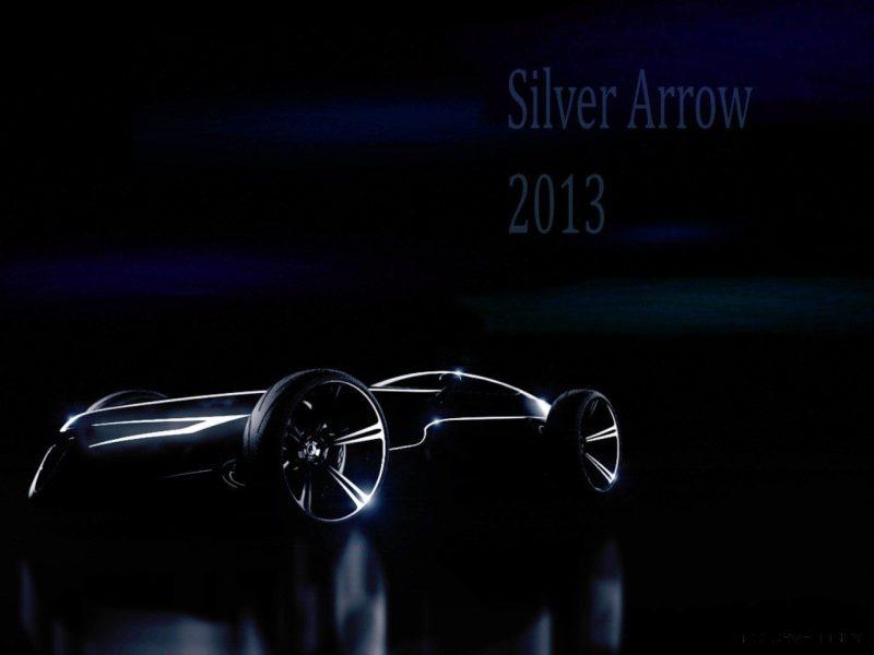 CarRevsDaily.com - Phil Berger Envisions Future Silver Arrow Racer 13
