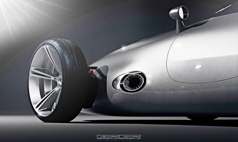 CarRevsDaily.com - Phil Berger Envisions Future Silver Arrow Racer 15