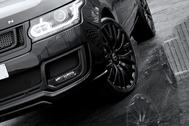 KAHN 600LE Upgrades for Current Range Rover Are Very Special and Available for U.S. Owners 32