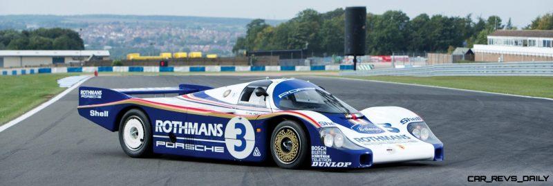 RM Auctions Paris Feb 2014 - 1982 Porsche 956 Group C Sports-Prototype 1
