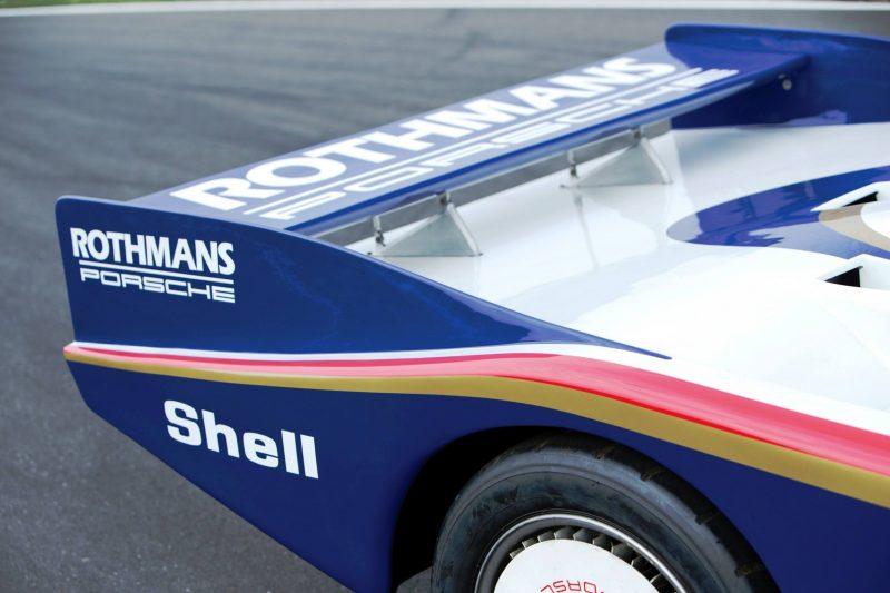 RM Auctions Paris Feb 2014 - 1982 Porsche 956 Group C Sports-Prototype 10