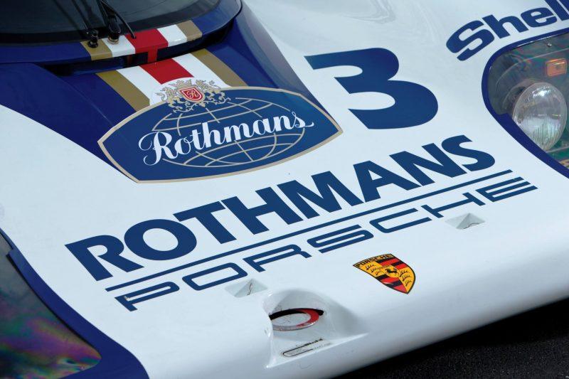 RM Auctions Paris Feb 2014 - 1982 Porsche 956 Group C Sports-Prototype 19