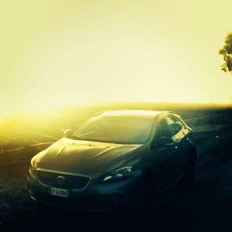 VOLVO V40 D3 CROSS COUNTRY ©mrlukkor