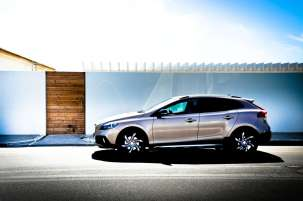 VOLVO V40 D3 CROSS COUNTRY © mrlukkor