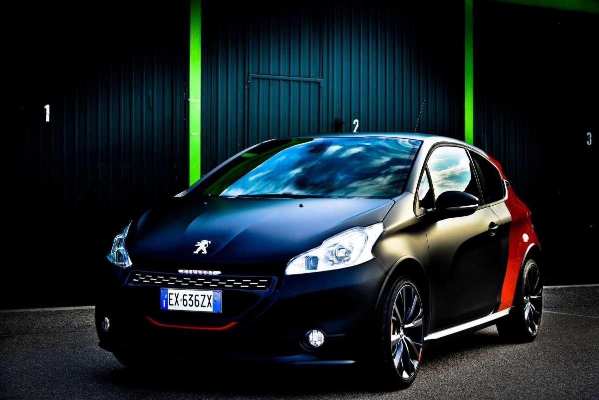 Peugeot208 GTi 30th ©lucaromano