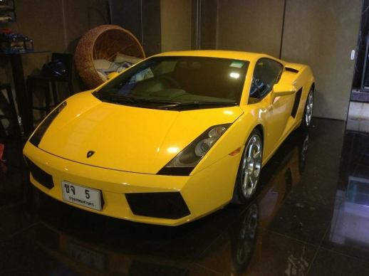 ขายรถยนต์ lamborghini (ss005)