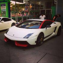 ขายรถยนต์ lamborghini (ss004)