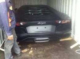ขายรถ super car แลมโบกินี่ lamborghini ราคา 31 ล้าน