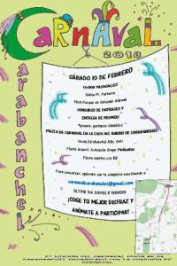 Carnaval Popular 2018 de Carabanchel