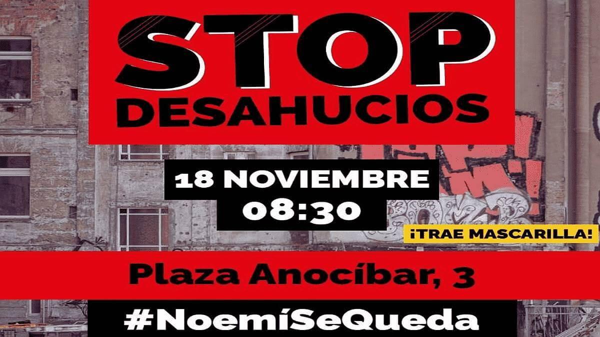 #NoemiSeQueda