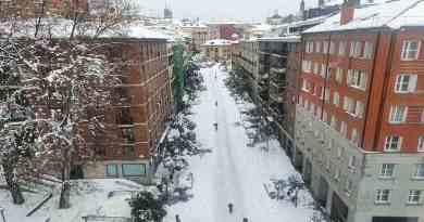 Más Madrid solicita un Pleno extraordinario para que Almeida explique la gestión del temporal de nieve