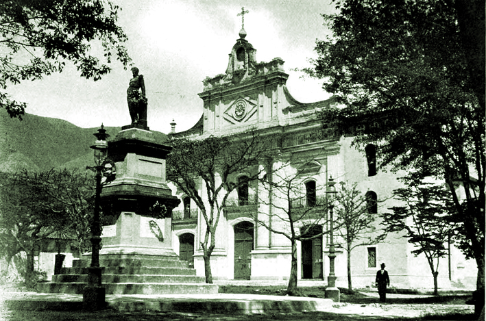 La Candelaria, una patrona que se convirtió en parroquia