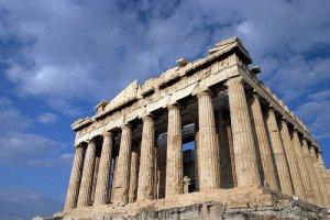 El Partenón Griego