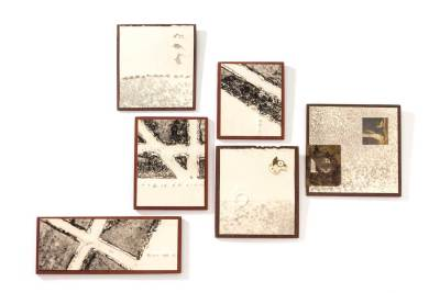 Marcas huellas y cicatrices -Footprints, Marks And Scars