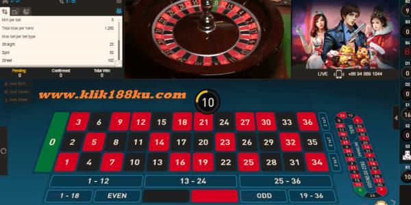 Cara Daftar Casino Roulette Online