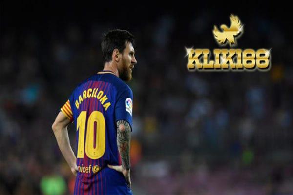 Messi Batal Teken Kontrak Baru Karena Situasi Barcelona Saat Ini