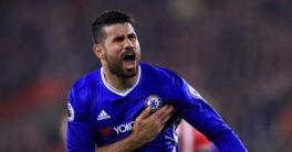 Diego Costa Belum Ingin Berdamai Dengan Chelsea