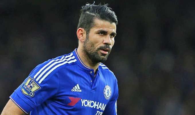 Diego Costa Kembali Gagal Hengkang Dari Chelsea