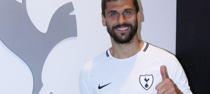 Llorente Ungkapkan Alasannya Memilih Tottenham Hotspur