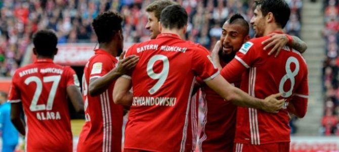 Prediksi Bola Bayern Munich vs Anderlecht 13 September 2017