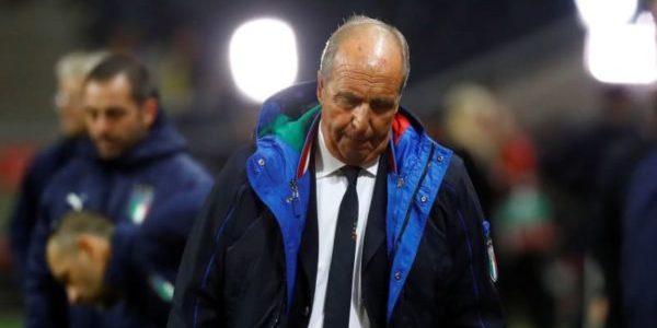 Asosiasi Sepak Bola Italia Resmi Memecat Gian Piero Ventura