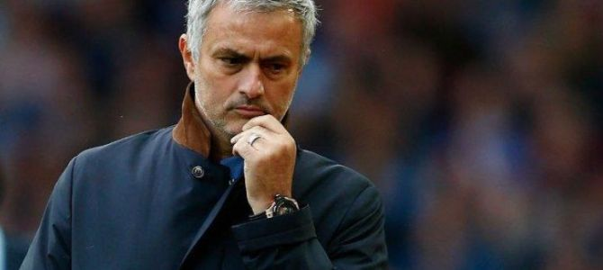 Manchester United Ternyata Takut Kehilangan Jose Mourinho
