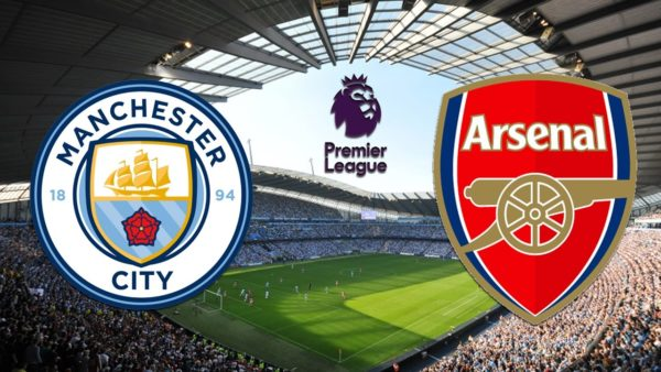 Prediksi Manchester City vs Arsenal 05 November 2017