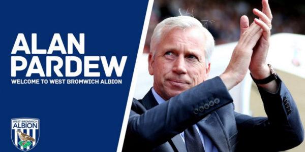West Bromwich Tunjuk Alan Pardew Sebagai Pelatih Baru Tim