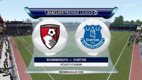 Prediksi Skor Bournemouth vs Everton 30 Desember 2017