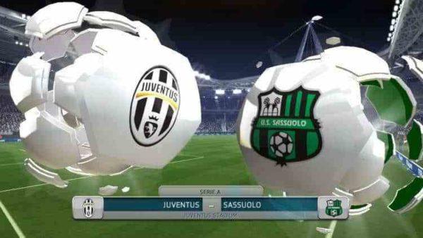 Prediksi Skor Juventus vs Sassuolo 04 Februari 2018