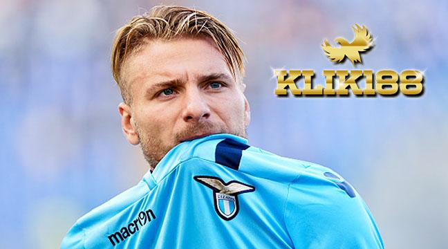 Immobile Memilih Bertahan Bersama Lazio Dan Tolak Tawaran Klub Lain