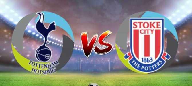 Prediksi Tottenham Hotspur vs Stoke City 09 Desember 2017