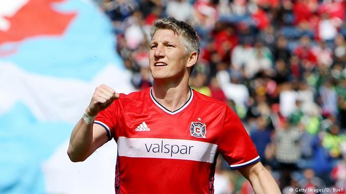 Schweinsteiger Memilih Bungkam Soal Kembali Ke Bundesliga