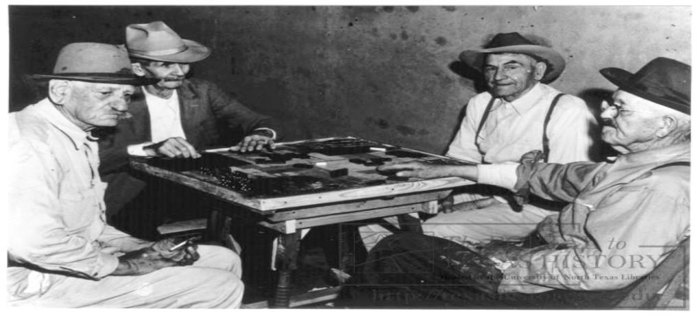 Sejarah Permainan Domino