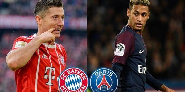 Prediksi Bayern Munchen vs PSG 06 Desember 2017