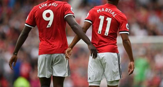 Mourinho Katakan Lukaku Dan Martial Sangat Luar Biasa