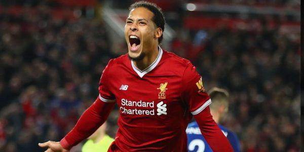 Virgil van Dijk Adalah Bek Terbaik Liverpool Sepanjang Masa