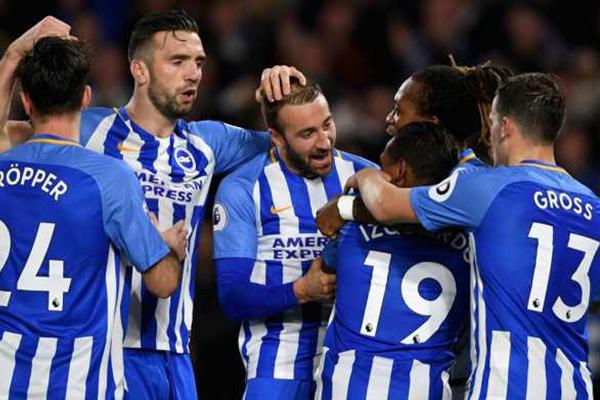 Prediksi Pertandingan Sepakbola Liga Inggris Brighton VS Tottenham